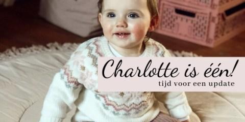 charlotte 1 jaar thebiggerblog mama blog
