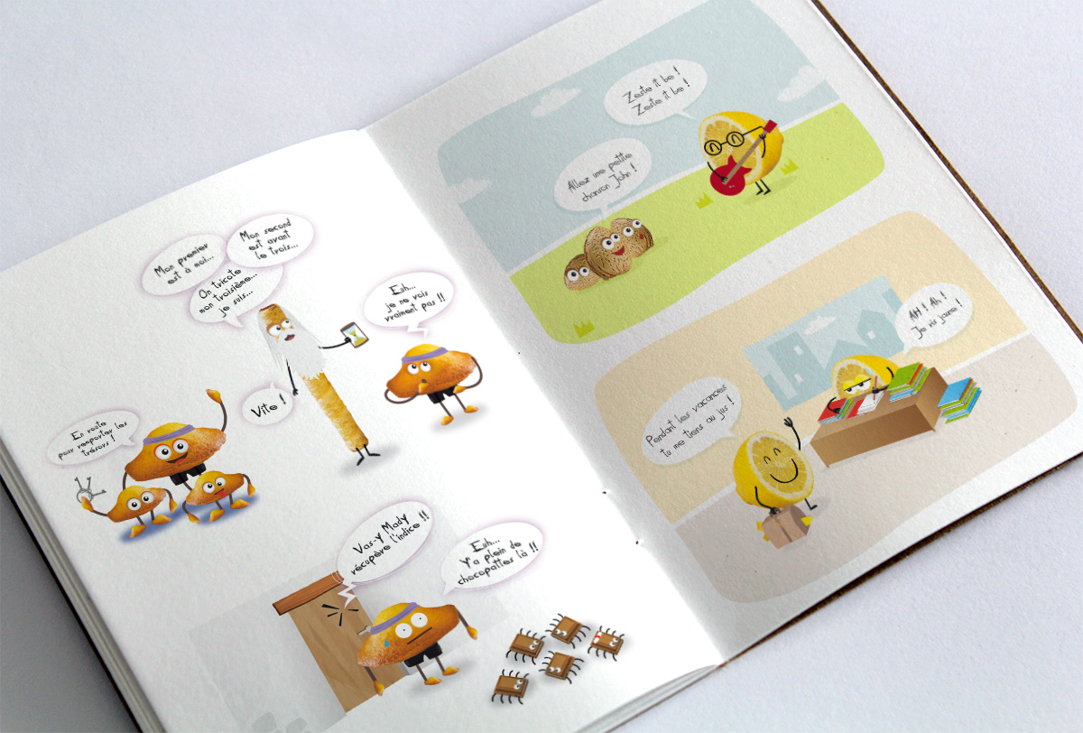 Agence Communication Limoges Tbo Bijou Illustrations Dessin