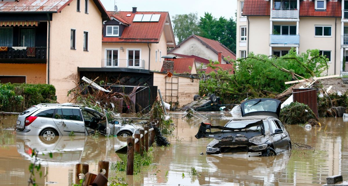 Climate change shifting timing of European floods, study says