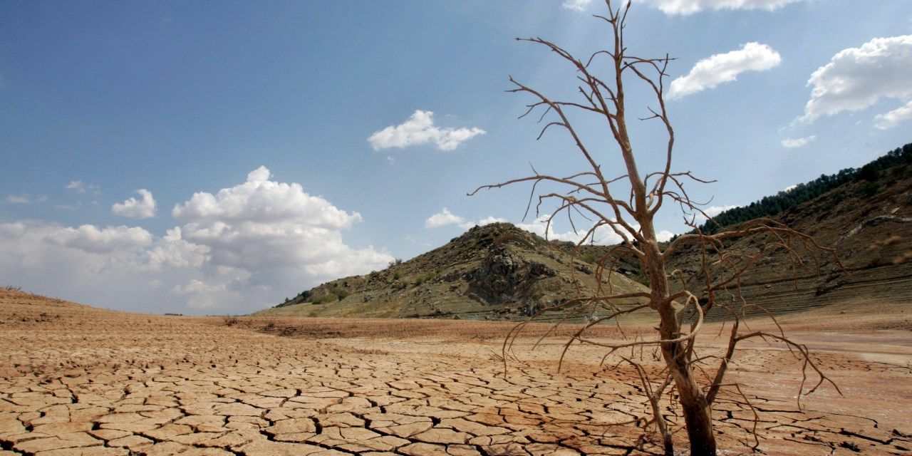 Climate-related drought is starting to affect wealthy countries like Spain
