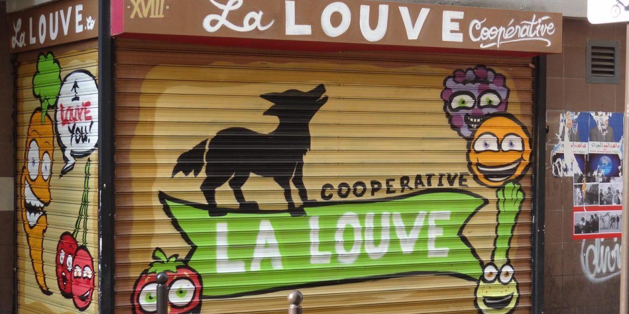 L pour La Louve
