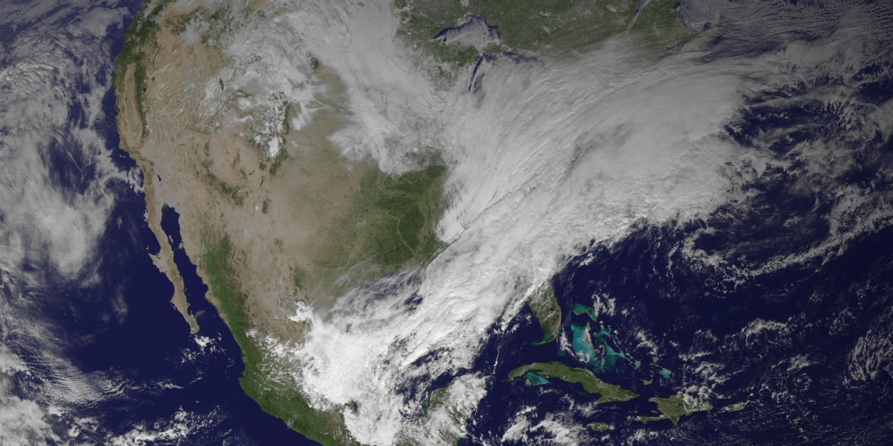How manmade climate change is playing havoc with the polar vortex and freezing North America