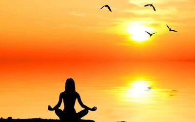 V is for Vipassana (Meditation)