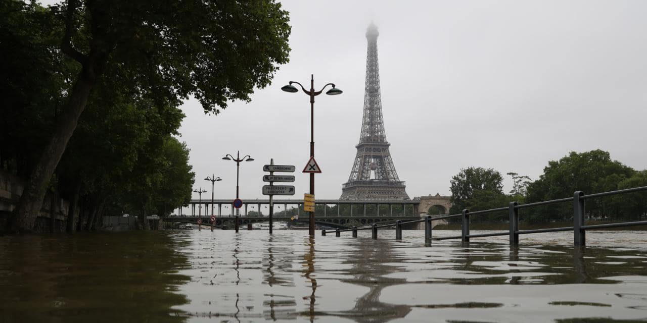 Will Paris take oil and gas companies to court over climate change?