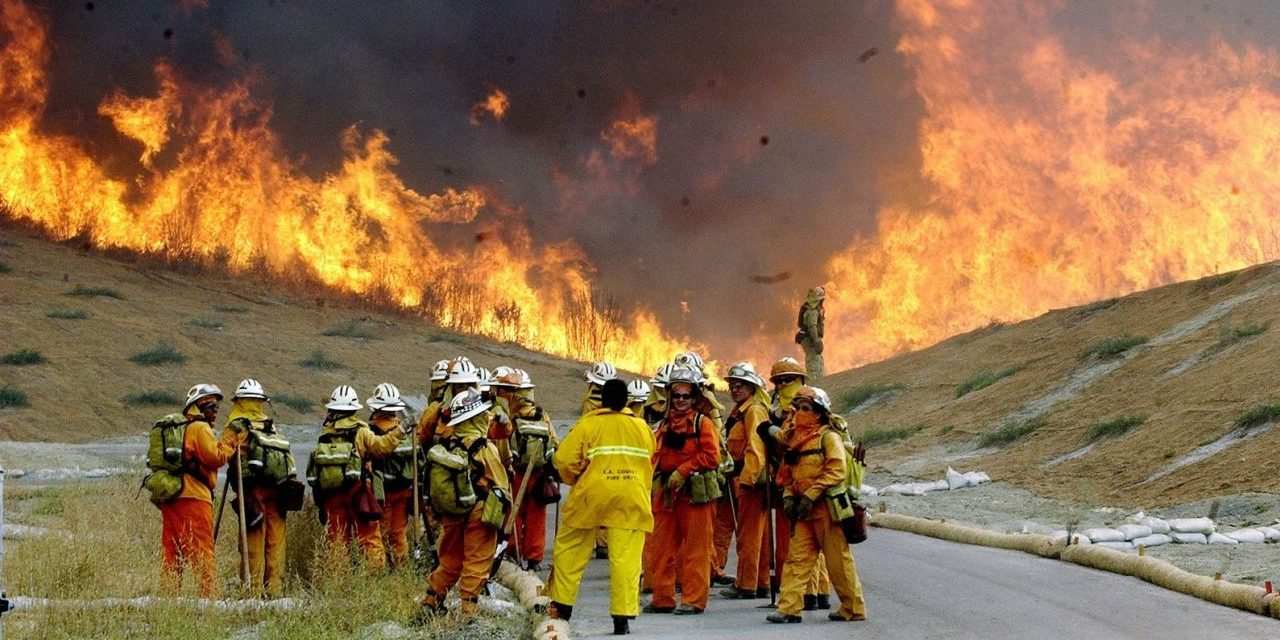 Camp Fire: the terrifying science behind California's latest massive blaze