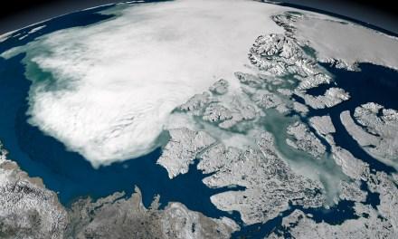 """Le pergélisol arctique pourrait contenir un """" géant endormi """" des émissions mondiales de carbone"""