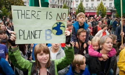 Climate strikes: the kids are alright!