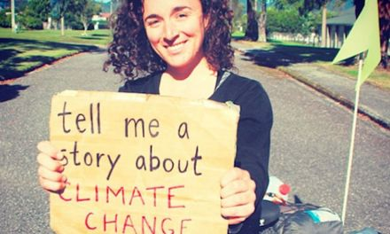 Making the case for small stories about climate change