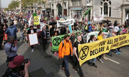 Extinction Rebellion protesters acquitted of criminal damage using necessity defence
