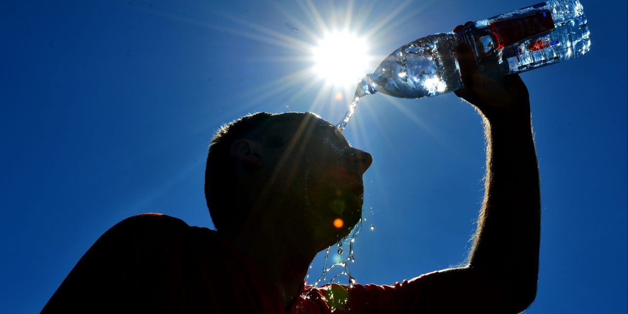France's record‐breaking heatwave made 'at least five times' more likely by climate change
