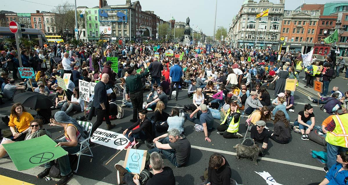 The flawed social science behind Extinction Rebellion's change strategy