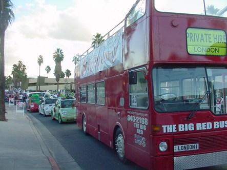 2007 Festival of Lights Parade, Palm Springs CA