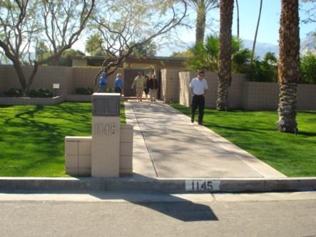2008 Modernism Week, Palm Springs CA