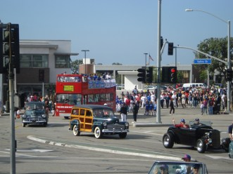 2009 Manhattan Beach Annual City Parade