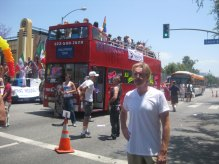 2010 Pride Parade, West Hollywood CA