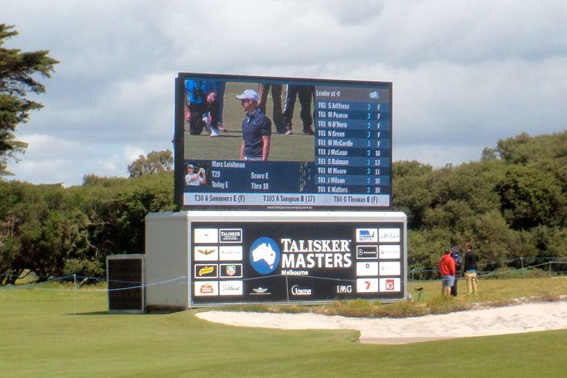 ITV RT34 Golf