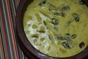 Manja Curry ~ Yellow Vegetable Curry