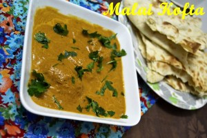Malai Kofta – Paneer Dumplings in Rich Gravy
