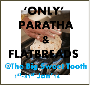 """Only Flatbreads and Parathas"" January 2014 – Event Roundup"