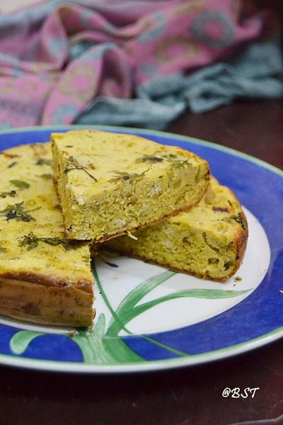 Erachi Pola ~ Chicken Cake