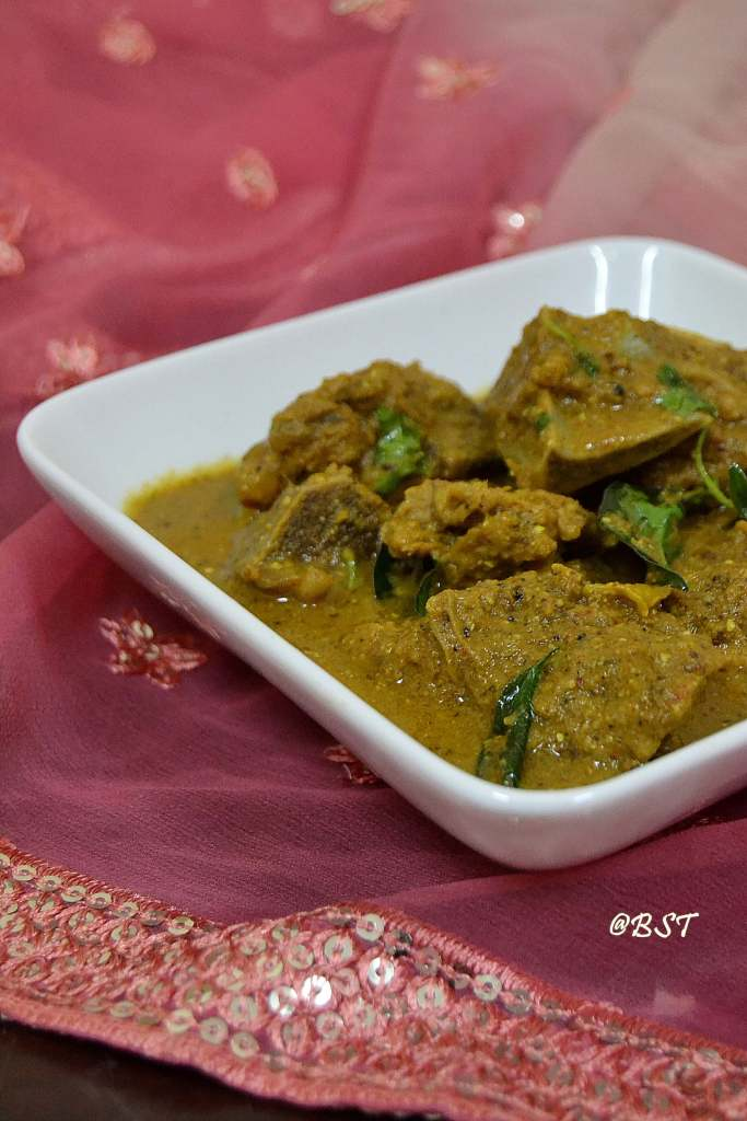 Coorg Beef Curry