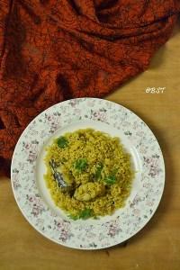 Meen Choru ~ Malabar Style Fish Rice