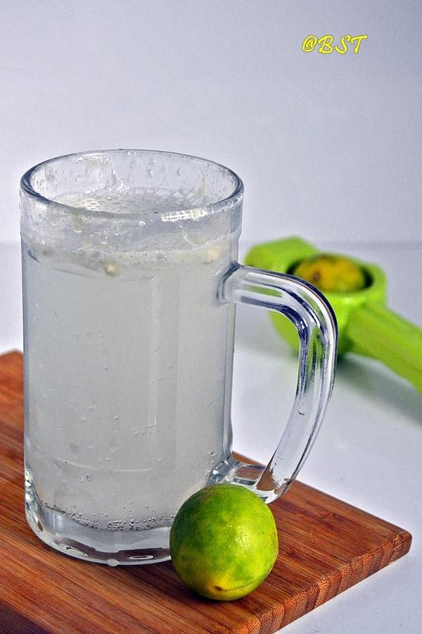 Naaranga Soda ~ Lime Soda
