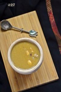 Nenthrapazham Pradhaman ~ Plaintain Jaggery Dessert