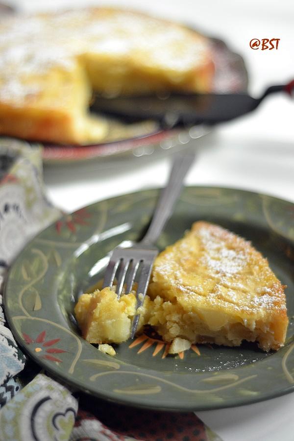 Gateau aux Pommes ~ French Apple Cake