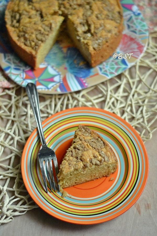 Cookie Butter Cake | Biscoff Cake