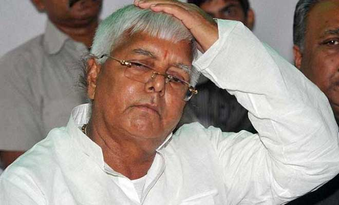 Income Tax targets Lalu Prasad again- The BIhar News