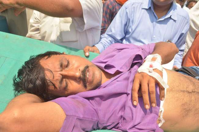Journalist Pankaj Mishra after shot by Bikers | The Bihar News