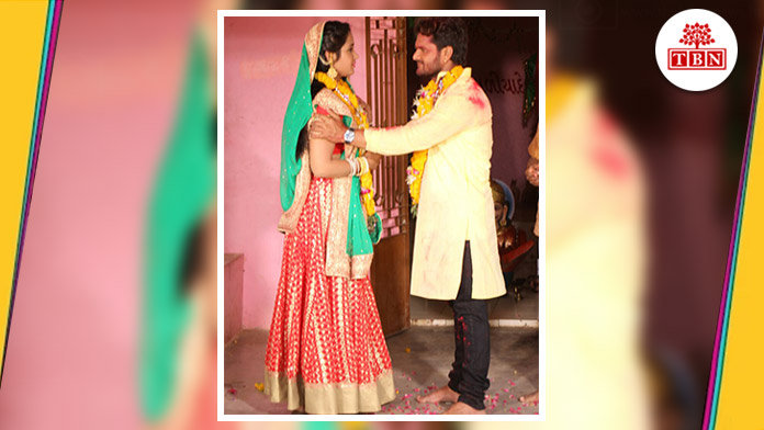Khesarilal-Yadav-married-Kajal-Raghavani-the-bihar-news