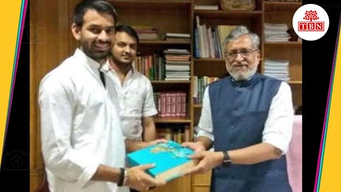 tejpratap invites bihar deputy cm sushil modi in his marriage-The-Bihar-News
