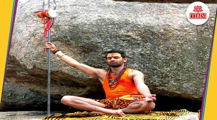 thebiharnews-pratap-yadav-looking-like-lord-shiva-gets-viral