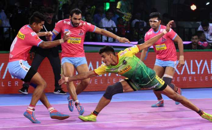 patna pirates beat jaipur pink panthers