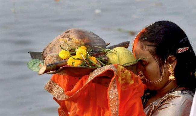 Chhath Puja ends with Arghya to the rising sun | The Bihar News