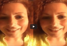 american girl singing chhath puja geet   The Bihar News