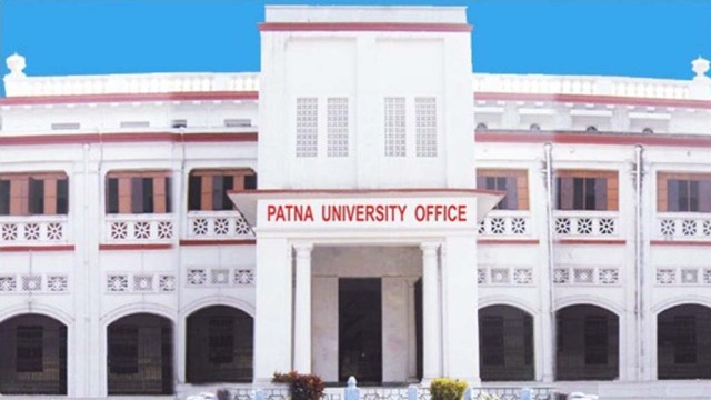 election campaign stopped in patna university