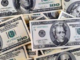 Foreign exchange reserves cross 446.10 billion dollars