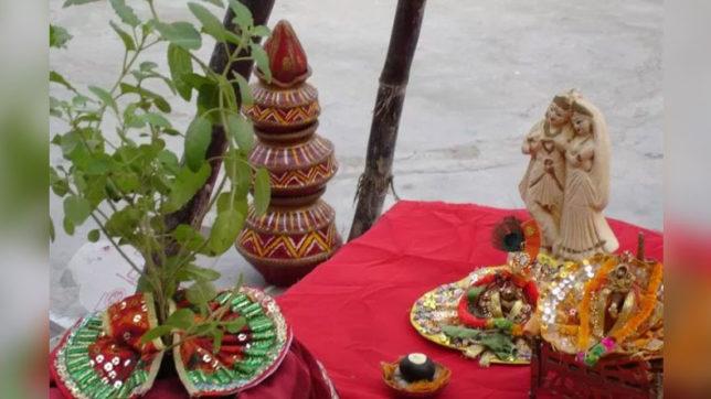 tulsi-vivah-on-devotthan-ekadashi