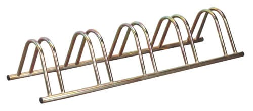 floor mounted cycle rack