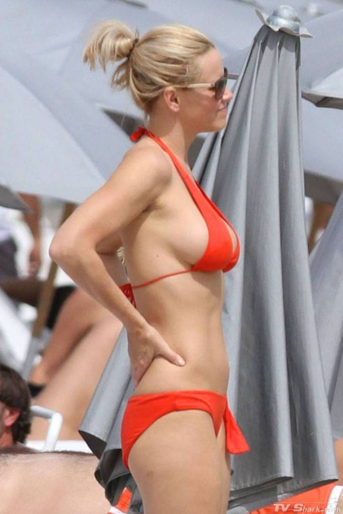 Polka Dot Bikini Red