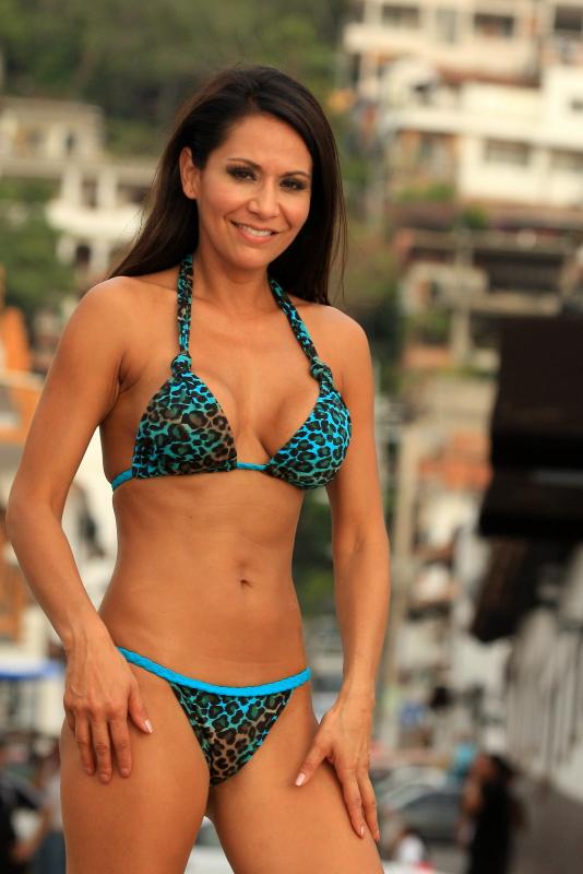 Leopard Print Bikini