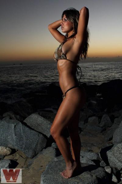 Leopard Thong Bikini