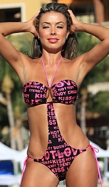 Pretty In Pink swimwear- 32