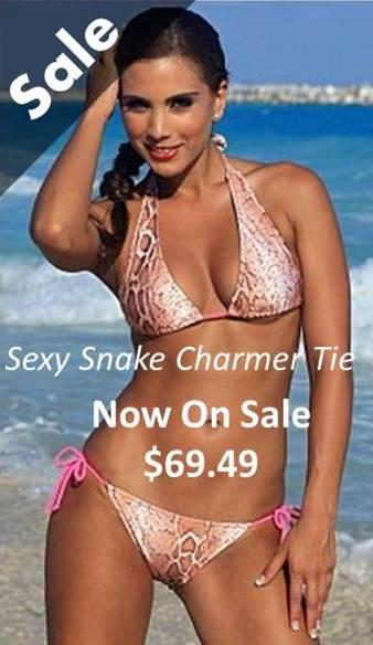 Sale-Snake-Charmer-String-Bikini-$69.49