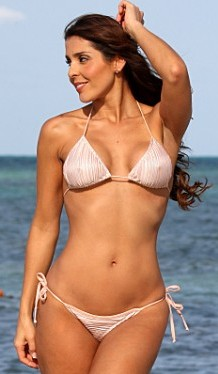 Bikinis For Wide Hips  Take a look at what your sexy options are