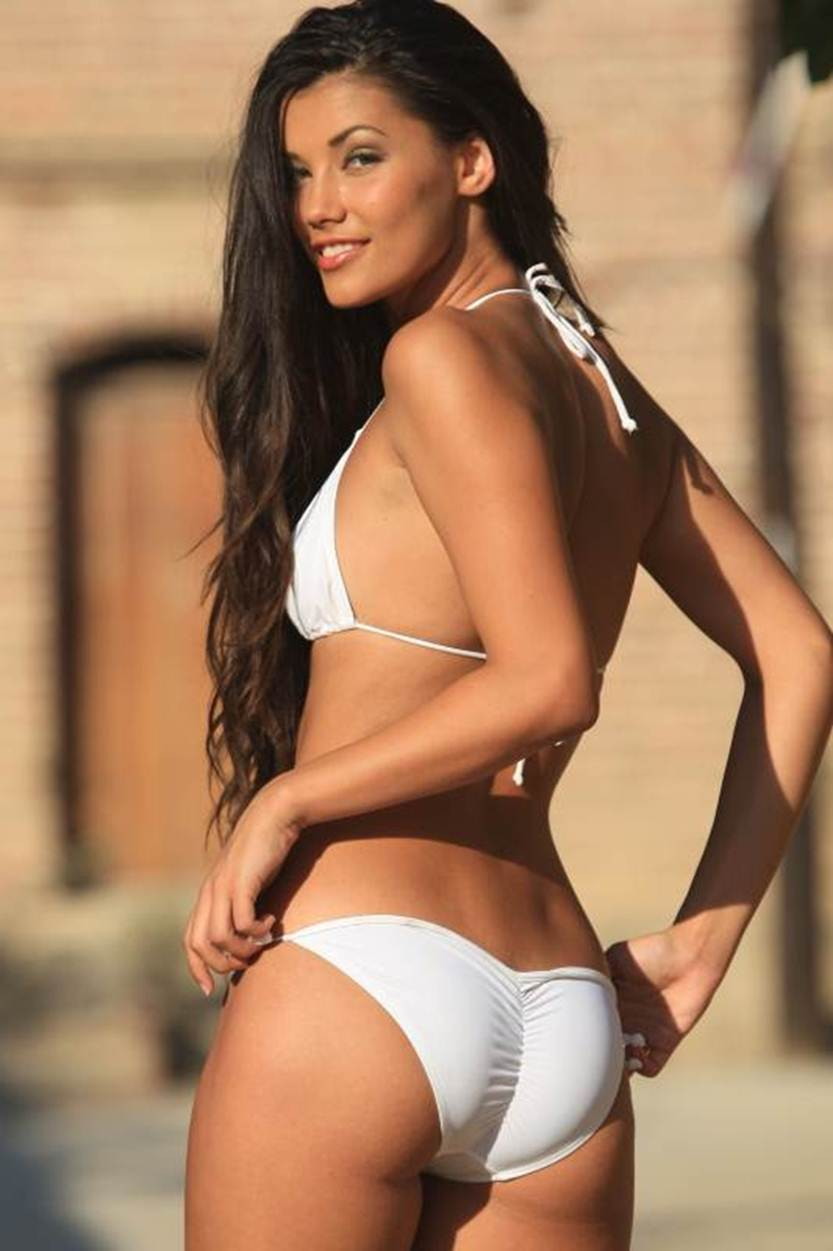 Scrunch Bikinis The perfect bikini for your butt feature