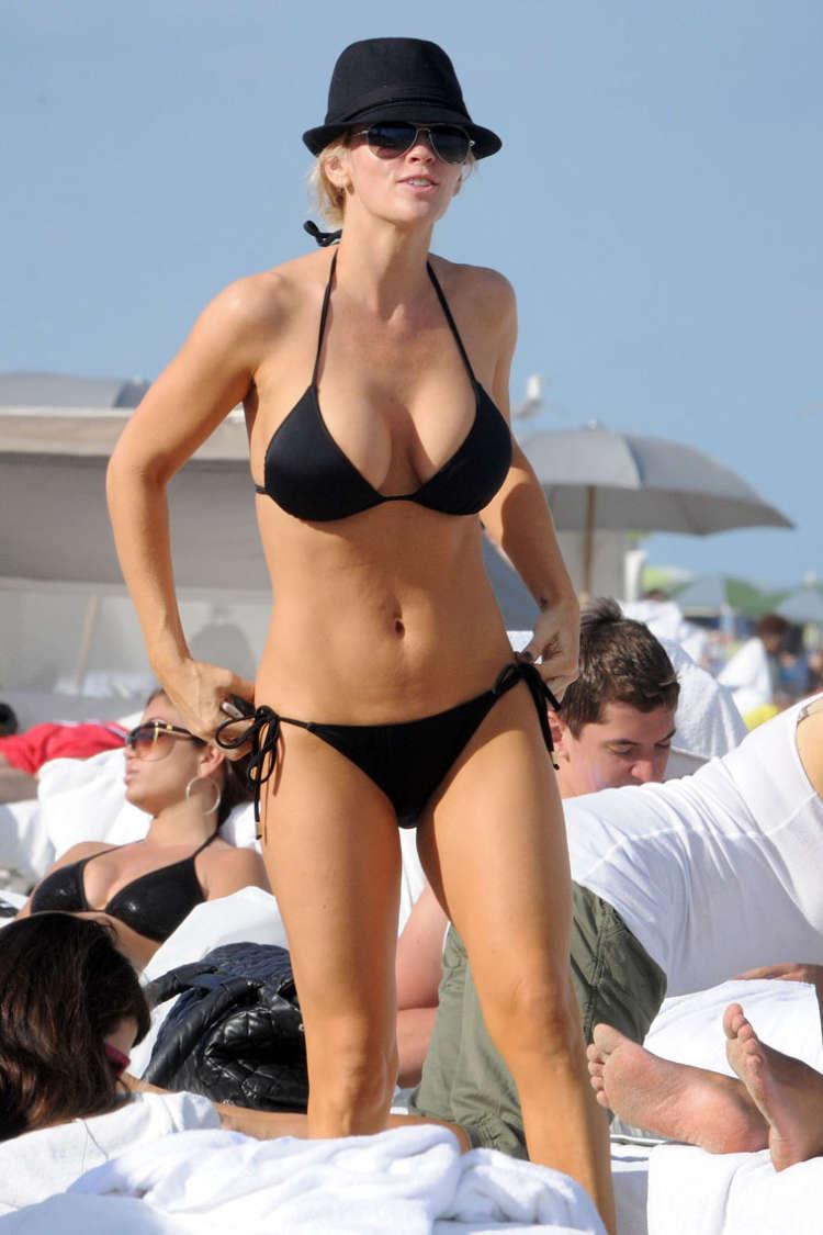 Jenny McCarth Miami Beach Bikini